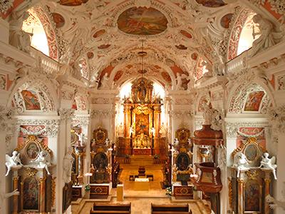 Klosterkirche zu Speinshart
